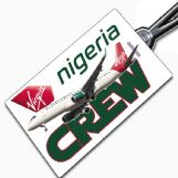 Virgin Nigeria E190 Tag